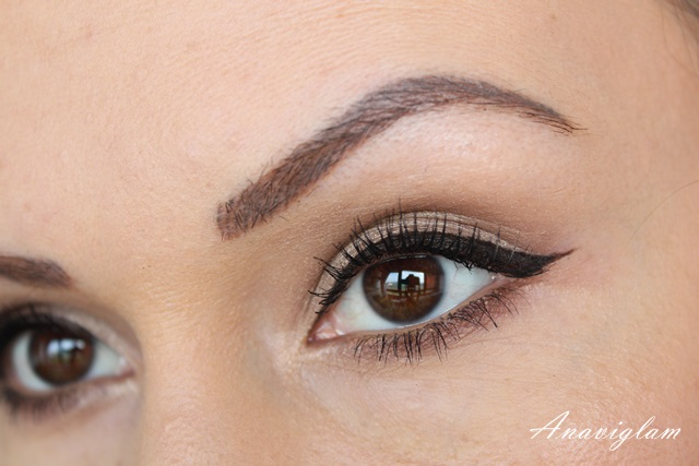 Artdeco High Precision Liquid Liner on eyes