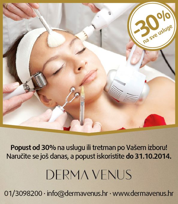 Derma Venus promotivna ponuda