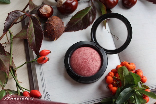 MAC Gleeful Mineralize Blush