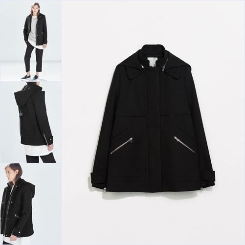 Zara Jakna Coat