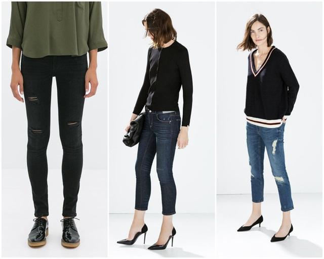 Zara jeans 3
