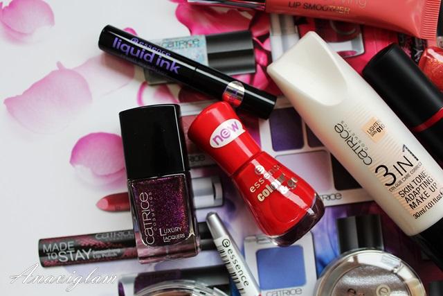 Essence nail polish