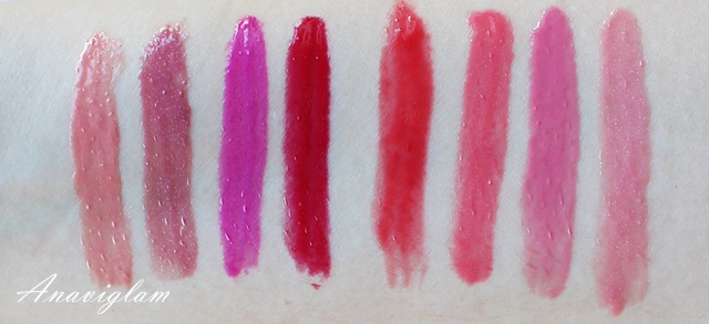 L'oreal L'Extraordinaire Liquid Lipstick by Color Riche swatch