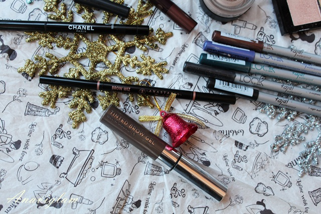 Anastasia Beverly Hills Brow Wiz and Brow Gel best products for brows in 2014