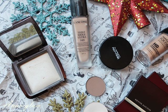 Hourglass MAC best powders for 2014