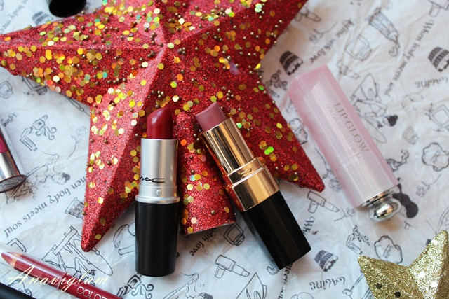 MAC Bobbi Brown best lipsticks for 2014