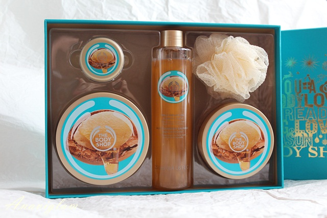 The Body Shop Argan Oil