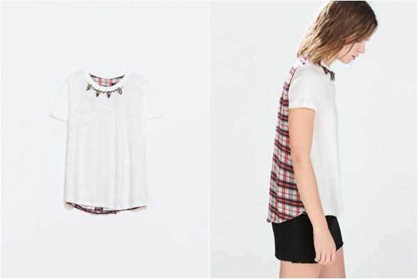Zara košulja sa detaljima