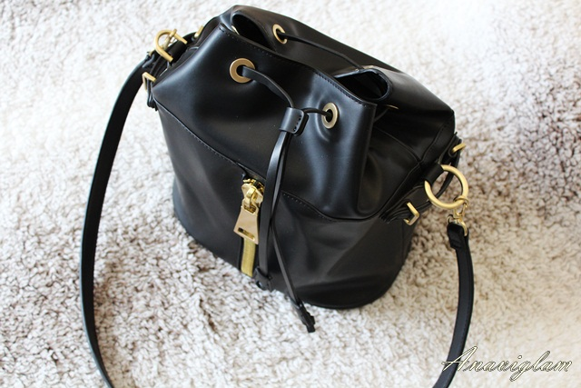 Zara torba crna