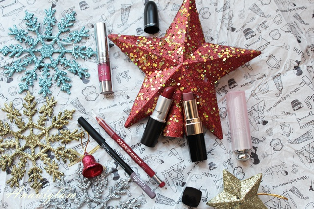 best products for lips in 2014 Lancome Dior MAC Bobbi Brown Maybelline New York Debby