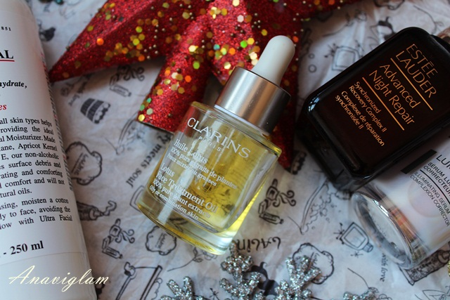 favourite face oil for 2014