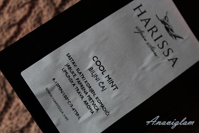 Harissa cool mint