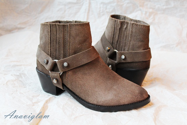 Mango ankle boots
