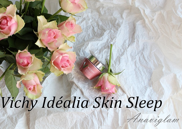 Vichy Idealia Skin Sleep gel-balm