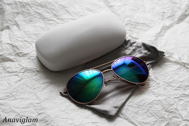 Aviator Sunglasses Zara 1
