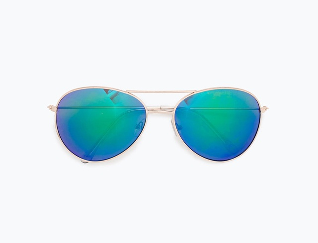 Aviator Sunglasses Zara