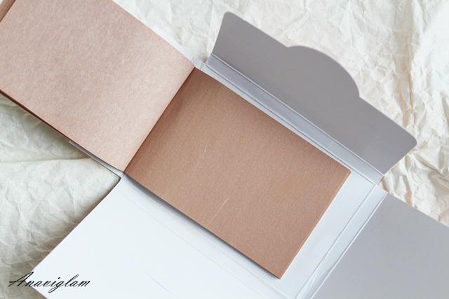 Essence Love&Sound bronzing paper 2