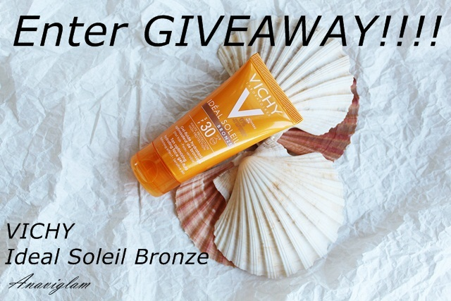 Vichy giveaway