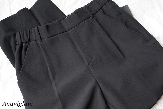 Zara Basic trousers 2