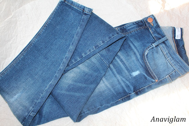 Zara Body curve jeans 1