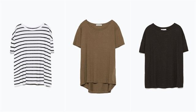 Zara majice