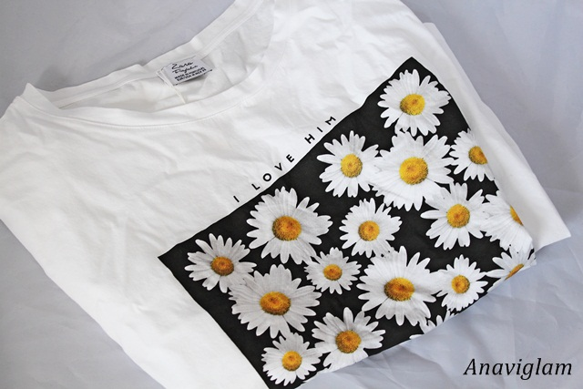 Zara tshirt 1