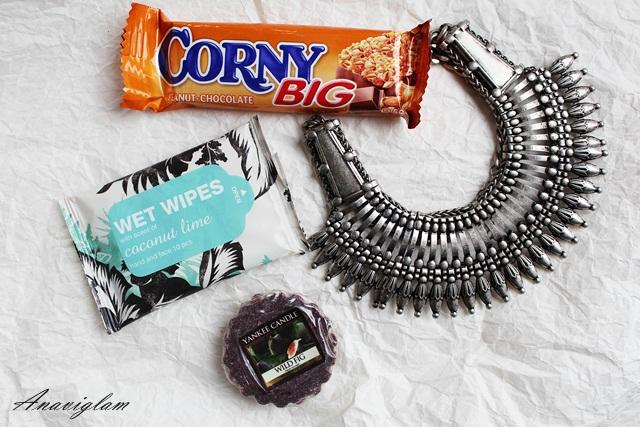 Corny H&M Yankee candle