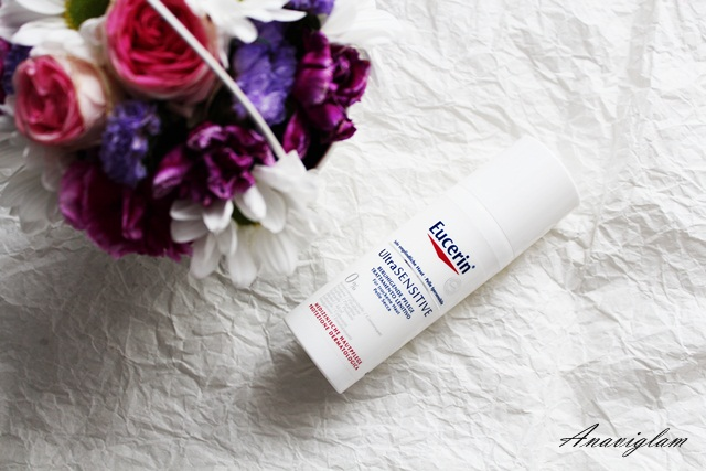 Eucerin Ultra Sensitive krema za suhu kožu