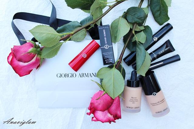 1 Giorgio Armani Beauty