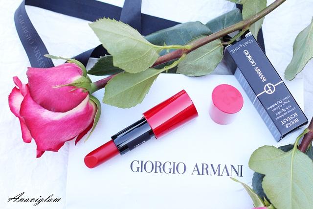 4 Giorgio Armani Rouge Ecstasy 402 Teatro