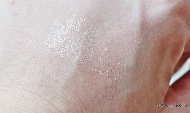 Lancome 01 – Or Inoubliable swatch