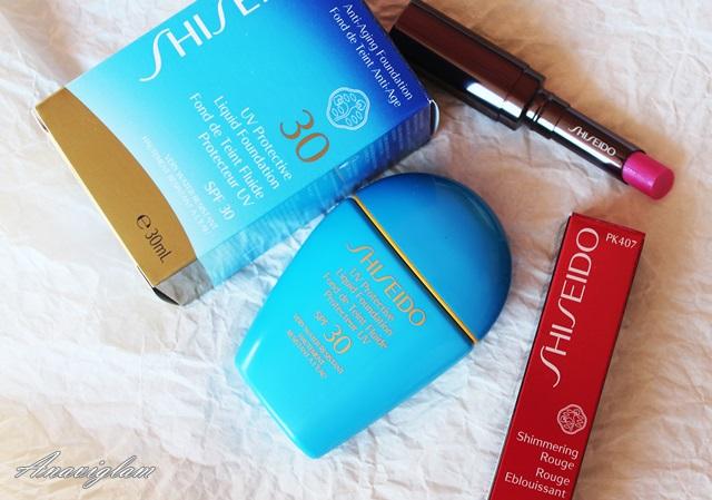 13 Shiseido