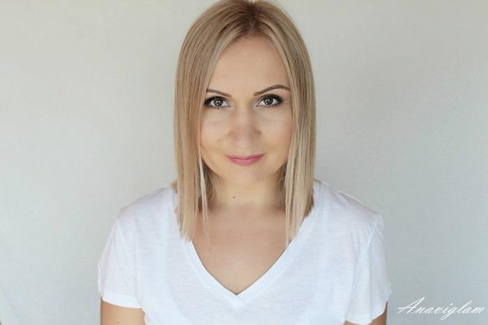 Anaviglam Ivana Šušnja blonde bob hair couture hair salon