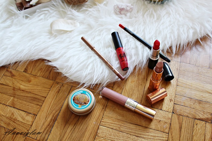 favourite summer lips products