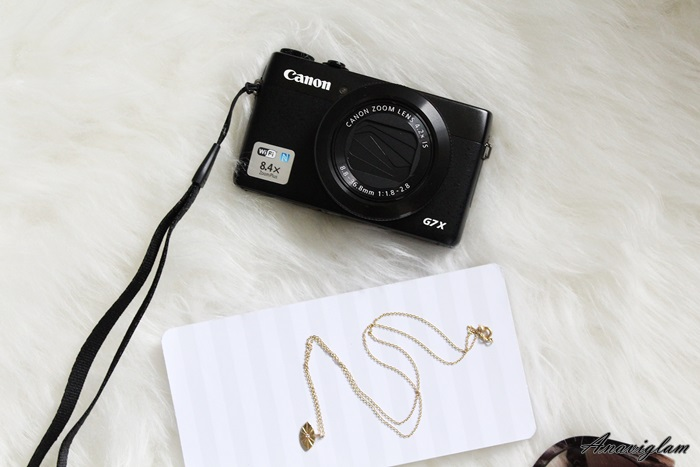 2 Canon G7X
