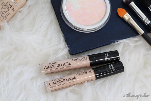 2 Catrice Liquid Camouflage High Coverage Concealer
