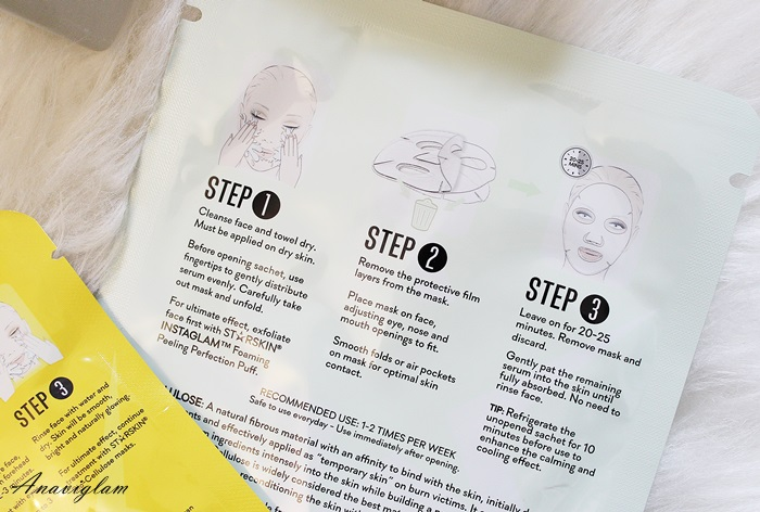 Starskin mask how to use