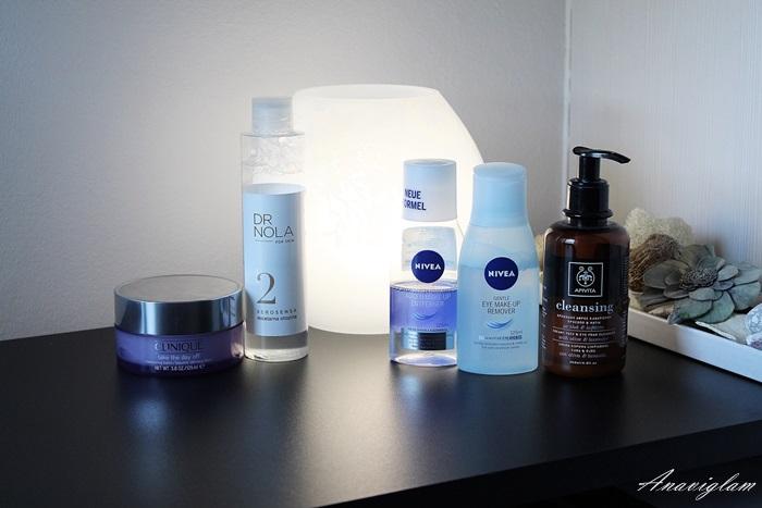 čistaći lica makeup removers