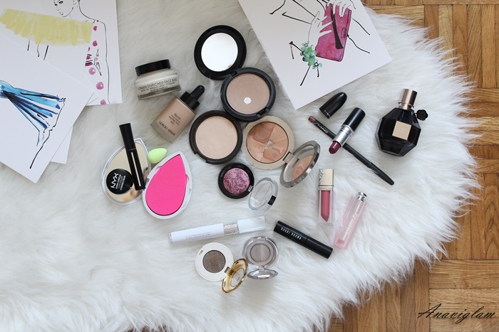 beauty favourites october 2015 makeup