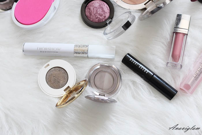 h&m makeup bobbi brown dior anastasia beverly hills