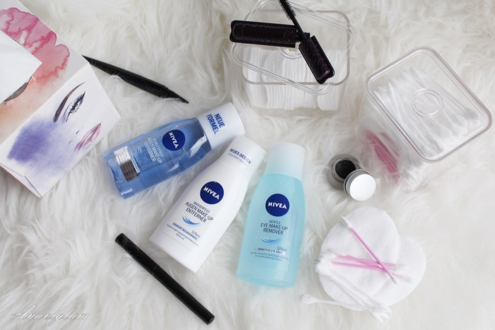 Nivea face cleanser