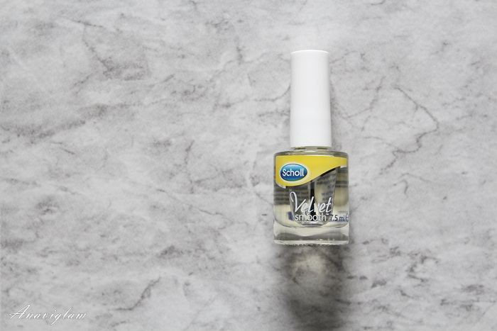 9 Scholl Velvet Smooth Oil