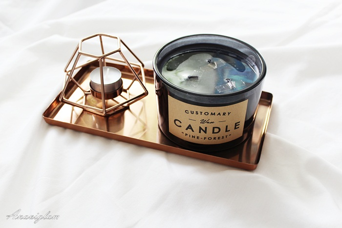 H&M home candle