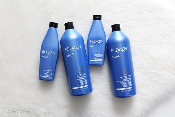 5 Redken Extreme šampon i regenerator
