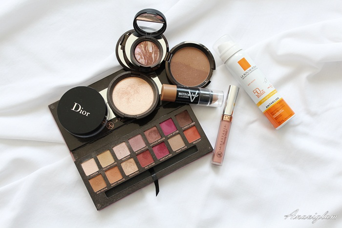 makeup favourites summer