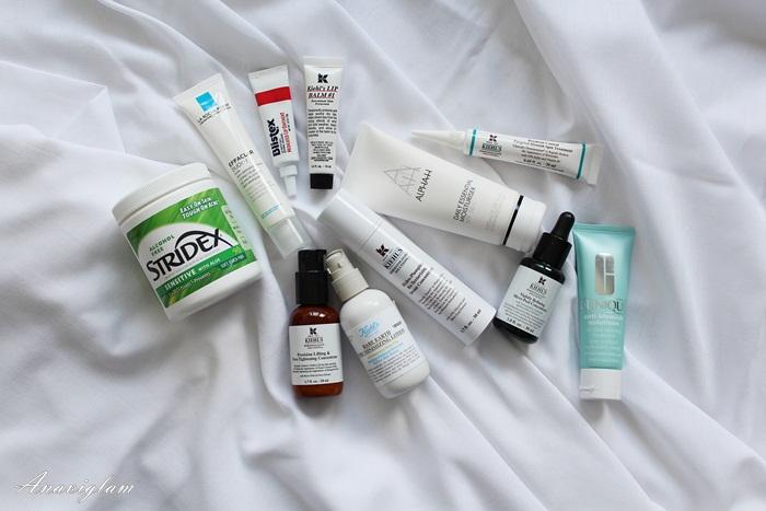 oily prone skin